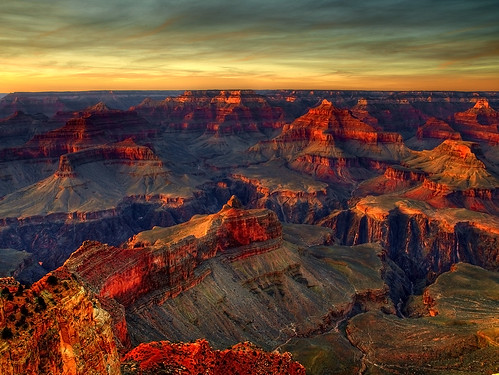 Grand Canyon South Rim | by Sébastien Mamy