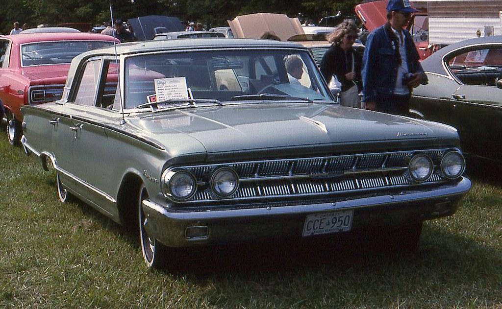 1963 Mercury Monterey 4 door Breezeway   Richard Spiegelman