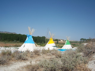 Altiplano Tipis | by loueverson