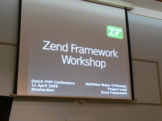 Zend Framework workshop | by skoop