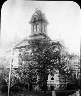 Courthouse at Oregon City, Oregon | by OSU Special Collections & Archives : Commons