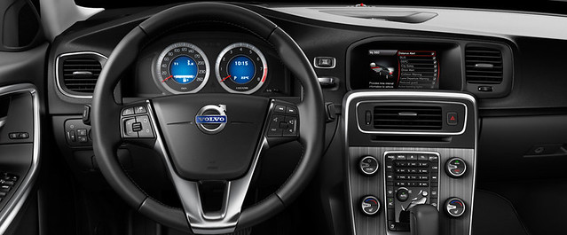 ... Volvo S60 Interior | By Volvo Car SA