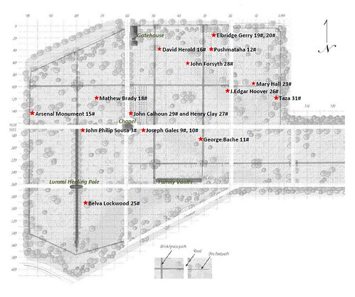 Cellphonemap | by Historic Congressional Cemetery