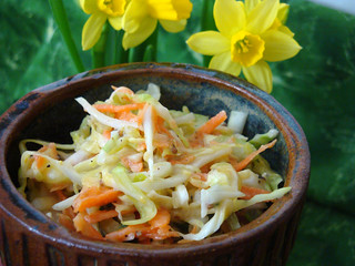 Homemade cole slaw | by Arandale