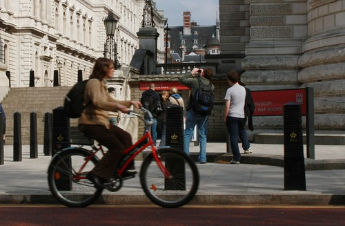 Fat Tyre Bike Tours London