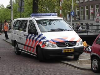Den Haag Mercedes Benz Viano Police Car Harry Nl Flickr