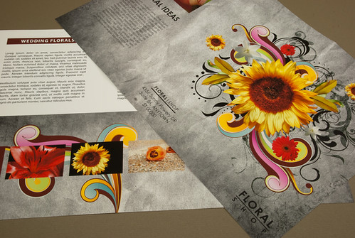 Floral Shop Brochure | by inkdphotos