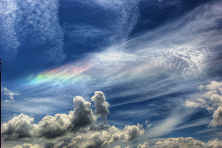 Rainbow Clouds | by Enterprise NCC-1701