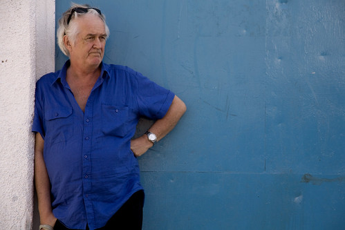 Henning Mankell in Bethlehem | by PalFest