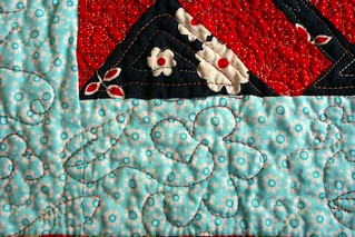 MAL Quilt close-up | by turning*turning