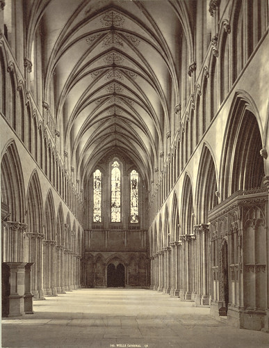 Wells Cathedral Interior