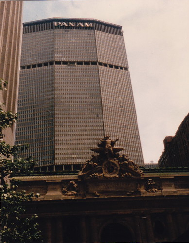 Pan Am Building - 1985 | by Mark 2400