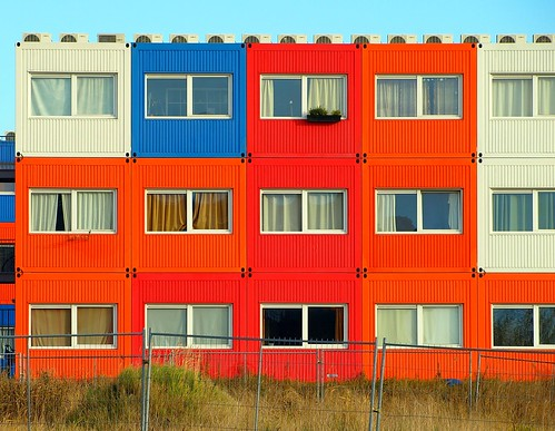 Container homes | by JaviC