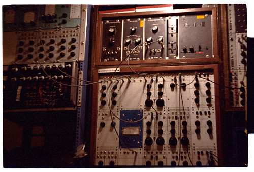 Buchla Modular Synthesizer | by the HPB