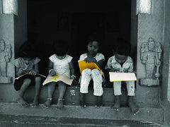"Vision :""A Book in Every Child's Hand"" 
