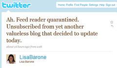 Lisa Barone: The New Feed User | by Search Engine People Blog