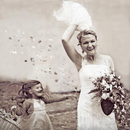marianna and the bride | by gosia janik