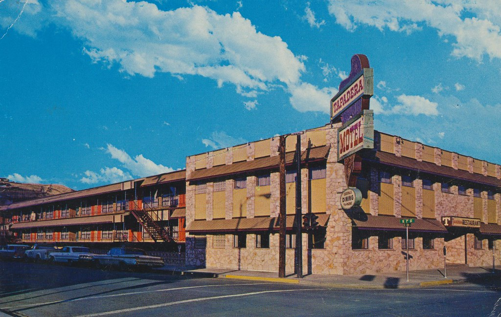 Tapadera Motel - Pendleton, Oregon