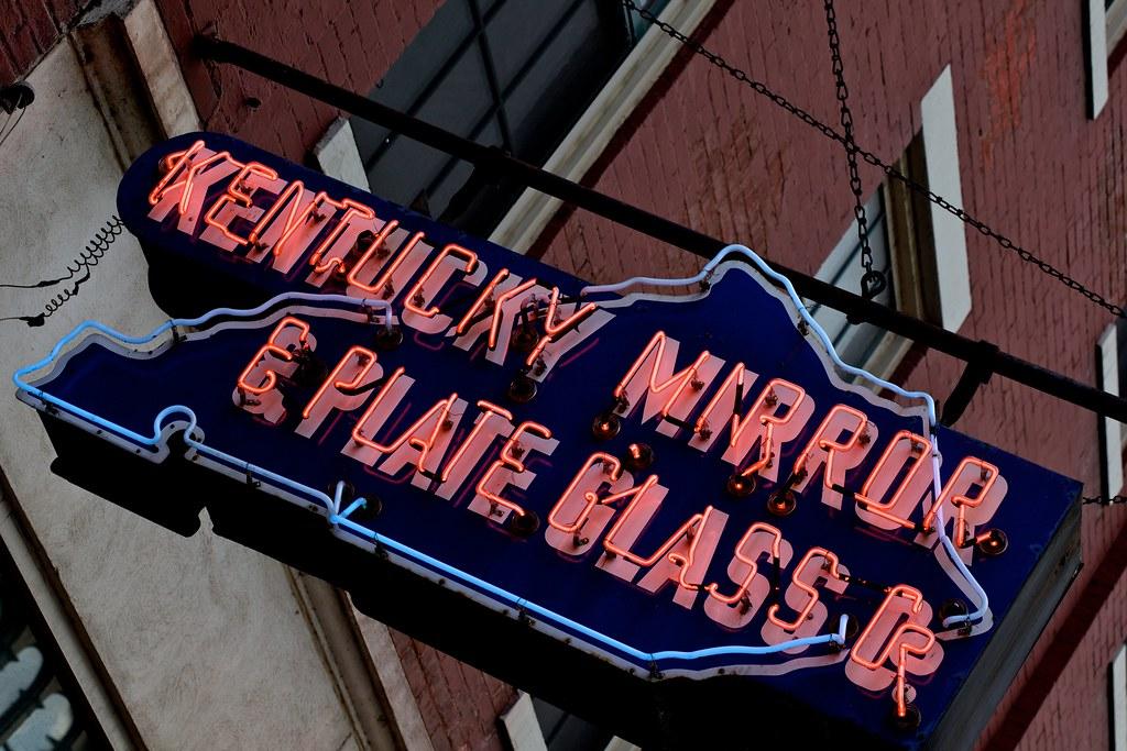 Kentucky Mirror Plate Glass Jeremy Brooks Flickr