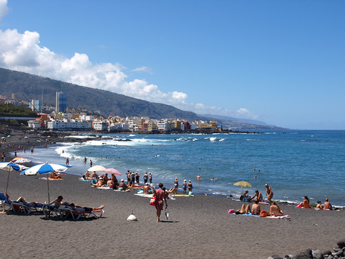 Tenerife Beaches - Playa Jardin | by Snapjacs