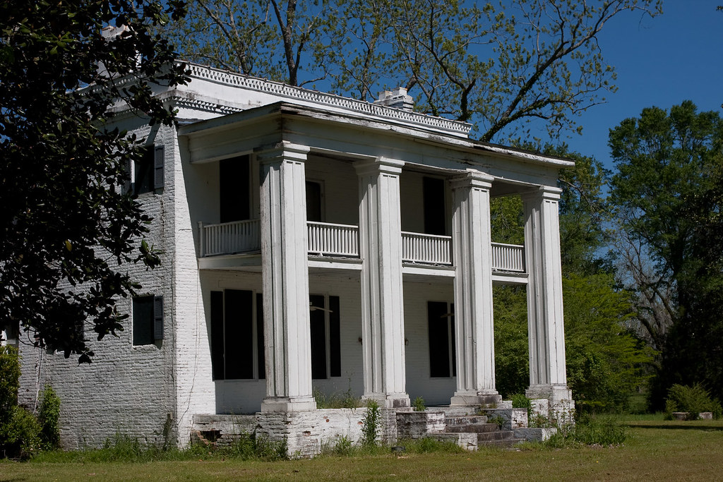 Abandoned Kirk Farm: Old Cahaba | Trip with Ben Burford to D… | Flickr