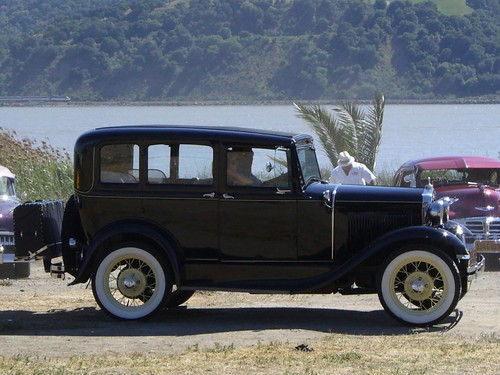 1931 Ford Model A Fordor Sedan '2S 68 51' 5 (JC) | by Jack Snell - Thanks for over 26 Million Views