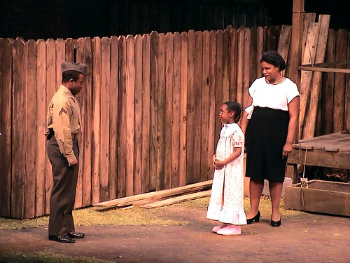 Fences By August Wilson Rose