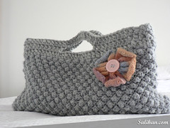 Berry Stitch Bag Revisited | by :Salihan