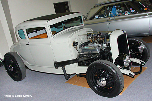 Traditional Model A Hot Rod Kirby Kennedy S Traditional