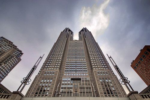 Shinjuku Government Building | by Clint Koehler