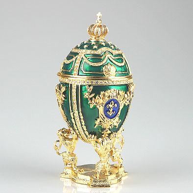 Russian faberge egg jewelry box russian faberge egg jewelr flickr russian faberge egg jewelry box by the russian store aloadofball Choice Image