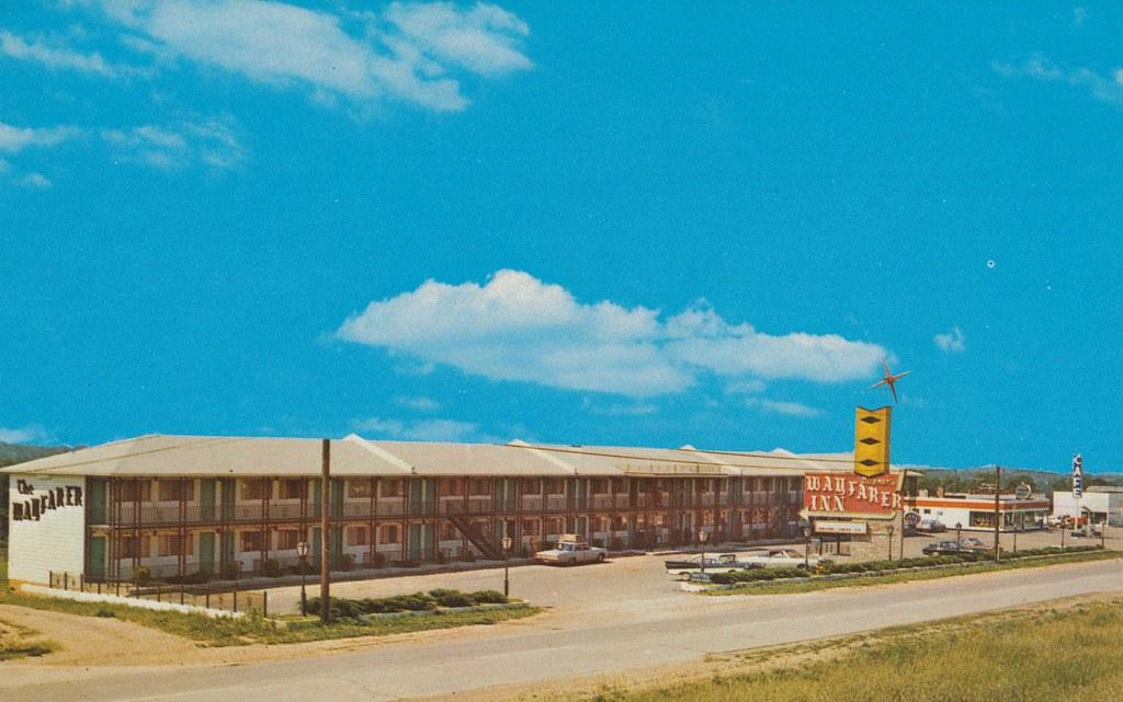Dickman's Wayfarer Inn - Rolla, Missouri