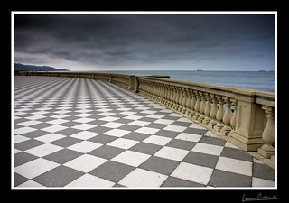 "Livorno-""Terrazza Mascagni"" 