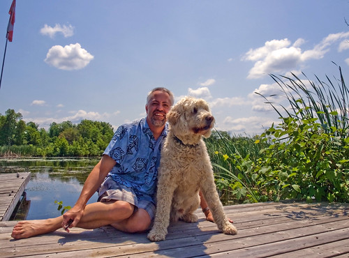 Me and Sampson (25~52) | by Mark Muschett Photography