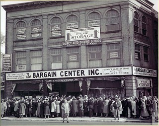 BARGAIN CENTER | by Thomas Crane Public Library