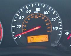 Rental Car Mileage Cost