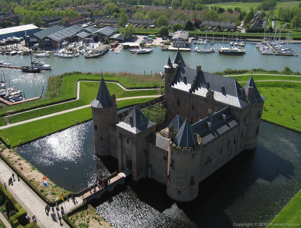 Muiderslot (Castle), Muiden, Netherlands [3] | Muiderslot (C… | Flickr