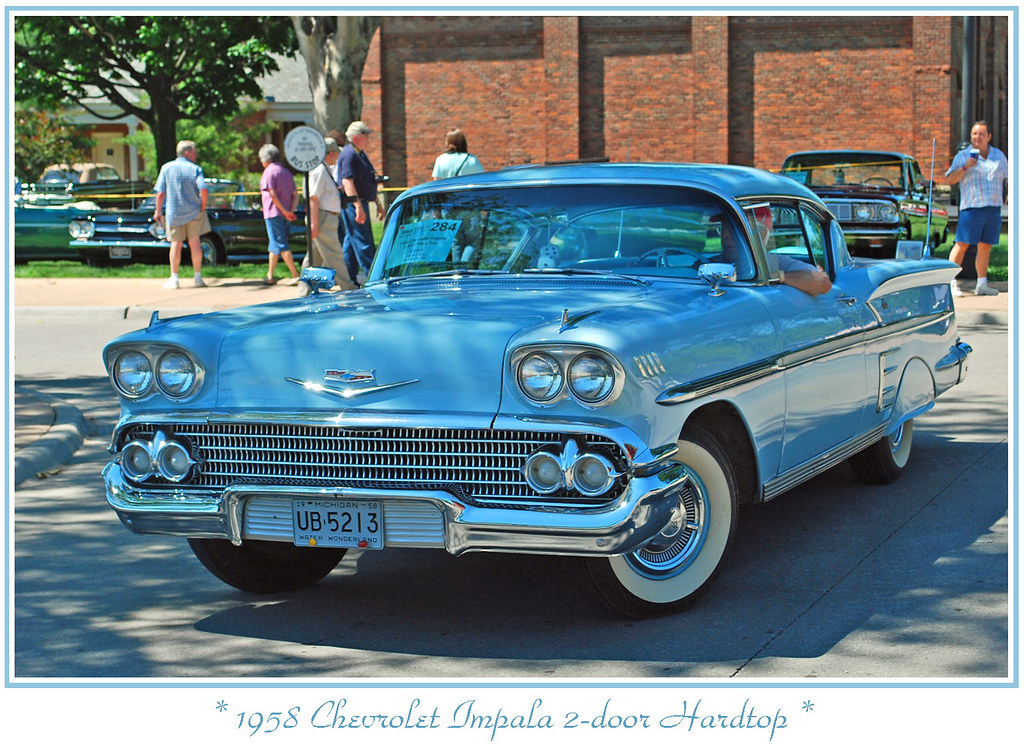 American cars: 1958 & 1959 | Flickr