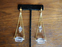 Revamped Sparkle Earrings | by susanstars