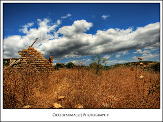 Paternò - Ruins of an old country house :: HDR | by ciccioetneo