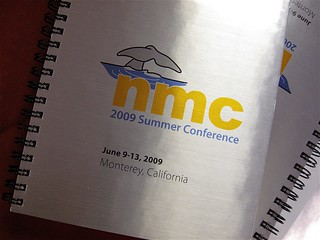 NMC Conference Program: The Metalic Version | by cogdogblog