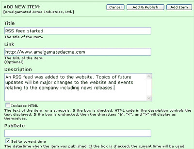 ListGarden | Screenshot of ListGarden application to create