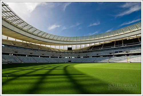 South Africa - Cape Town - Green Point Stadium I | by Mathieu Soete