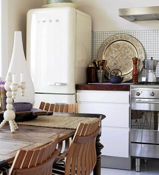 Ordinaire ... Bonytt {white Vintage Rustic Kitchen} | By Recent Settlers