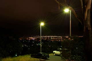 Hobart from a Car Park | by L Gnome