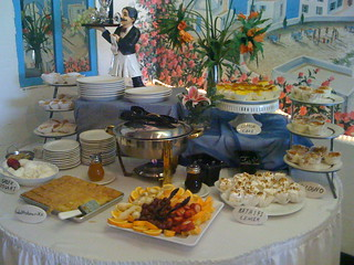 Sunday Brunch Buffet at Anna's - Desserts | by swampkitty