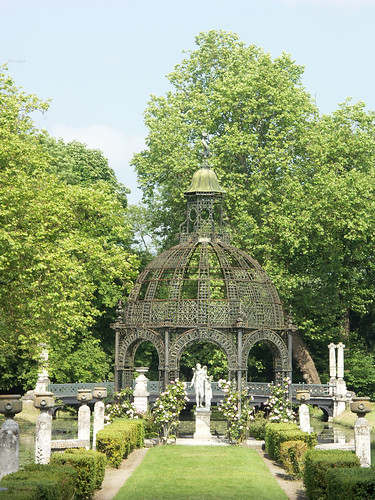 Domaine de chantilly jardins ile d 39 amour jardin anglai for Jardin anglais chantilly