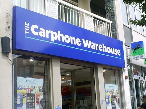The Carphone Warehouse Iphone