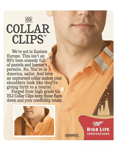 Miller collarclips | by words & pictures