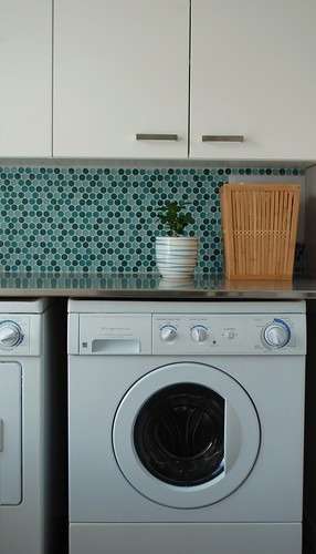 laundry room DIY | by CaroVancouver
